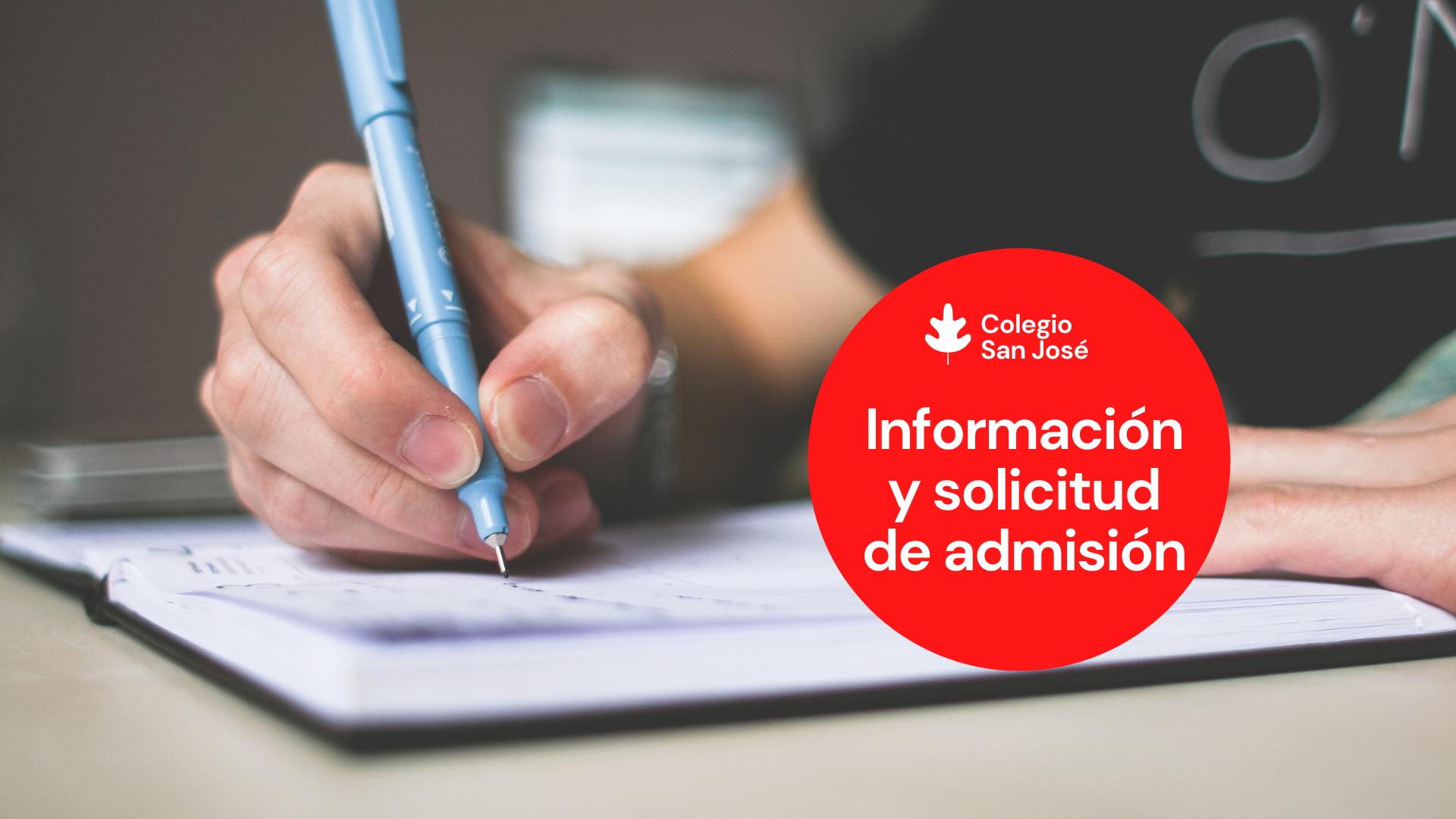 informacion y admision