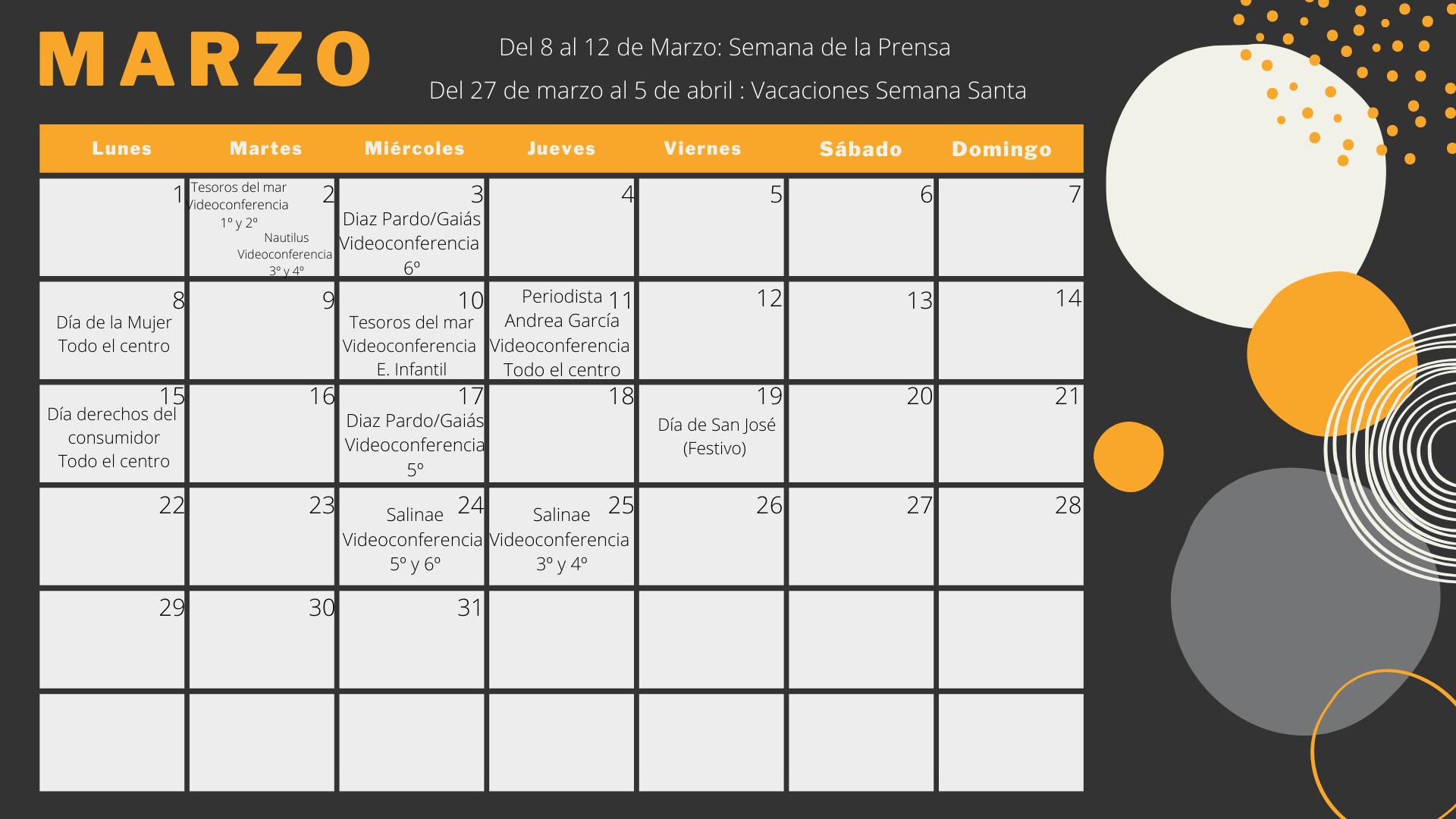 actividades marzo (1)